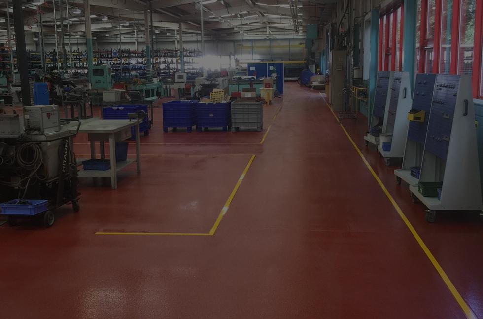 Epoxy-Polyurethane-EPU Flooring Services