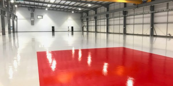 Epoxy Flooring-Self Levelling